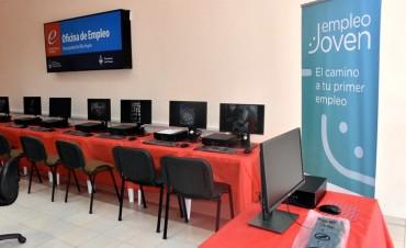 LA OFICINA DE EMPLEO MUNICIPAL INVITA A PARTICIPAR DE LOS CURSOS DE CAPACITACIÓN LABORAL