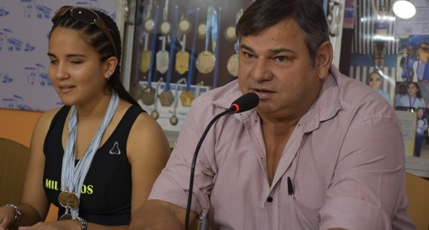 EL MUNICIPIO PATROCINA A MILAGROS MONZÓN CAMPEONA NACIONAL EN ATLETISMO ADAPTADO