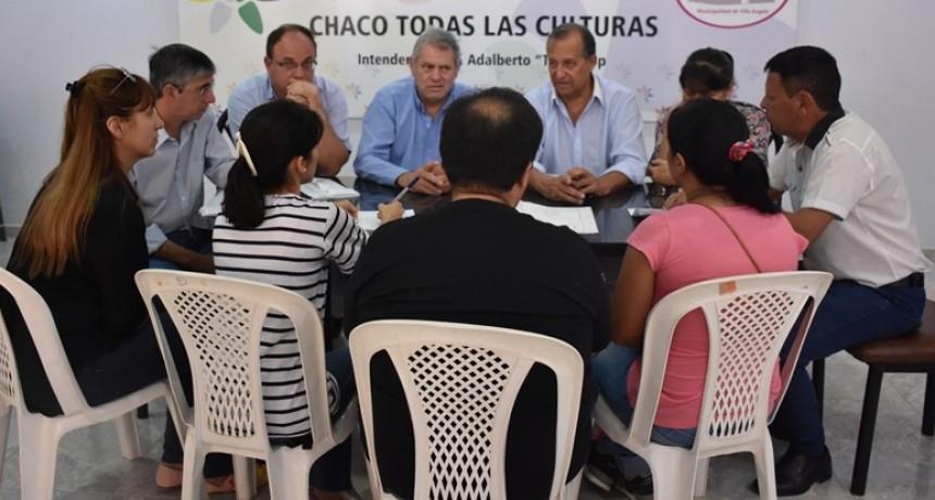 AVANZAN TRATATIVAS ENTRE EL MUNICIPIO Y DOCENTES AUTOCONVOCADOS PARA VENTA DE TIERRAS PARA CONSTRUCCIÓN DE VIVIENDAS