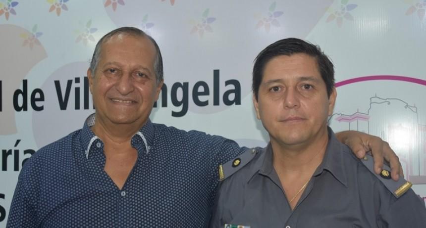 PAPP AGASAJÓ AL PERSONAL DEL SERVICIO PENITENCIARIO PARA CELEBRAR LOS AÑOS DE SU CREACIÓN DENTRO DE LA FUERZA POLICIAL PROVINCIAL