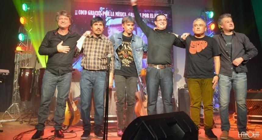 GRAN CONVOCATORIA EN SHOW TRIBUTO A THE BEATLES DE BANDA LA OCTAVA