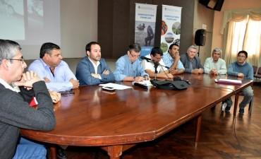 EL MUNICIPIO FIRMA ACTA DE CONVENIO CON MINISTERIO DE AGROINDUSTRIA Y PRODUCTORES ZONALES