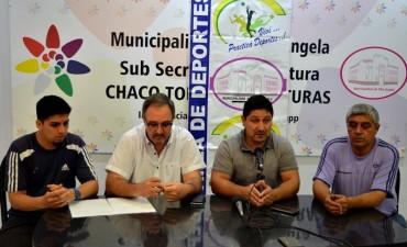 EL ÁREA DE DEPORTES MUNICIPAL ORGANIZA LA ESTUDIANTINA PARA LOS 7° GRADOS
