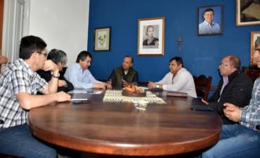 MUNICIPIO  Y SAMEEP DIAGRAMAN INICIO DE OBRA PARA BRINDAR SERVICIOS DE AGUA POTABLE Y CLOACA A DOS BARRIOS DE VILLA ÁNGELA