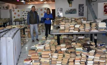 """EL MUNICIPIO COLABORA CON LA BIBLIOTECA PÚBLICA """"ALMAFUERTE"""""""
