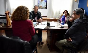 EL MUNICIPIO COORDINA ACTIVIDADES FÍSICAS EN EL MARCO DEL PROGRAMA NACIONAL PROTEGER
