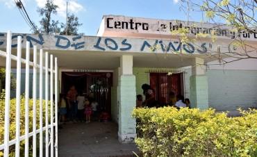 EL MUNICIPIO CELEBRÓ EL CUMPLEAÑOS DE LOS NIÑOS DEL CIFF N°3
