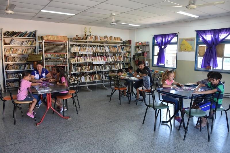LA BIBLIOTECA MUNICIPAL MARCELO DE PHILLIPPIS CONTINÚA CON ACTIVIDADES DURANTE EL VERANO