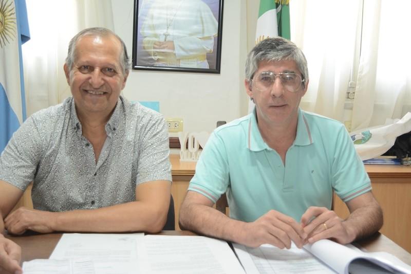 MUNICIPIOS DE LA PROVINCIA FIRMAN CONVENIOS DEL FONDO DE GARANTÍA DE SUSTENTABILIDAD