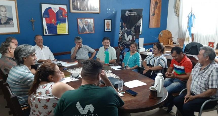 PAPP EN REUNIÓN DE GABINETE EXPRESÓ GRAN EXPECTATIVA DE TRABAJO PARA EL 2020