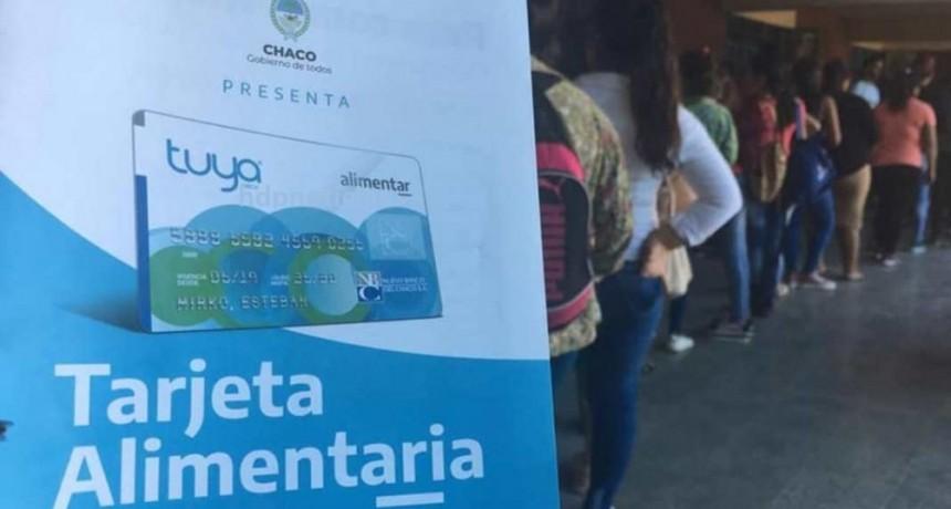 EL MUNICIPIO DE VILLA ÁNGELA PREPARA EL OPERATIVO PARA ENTREGAR EL 31 DE ENERO LAS TARJETAS ALIMENTAR