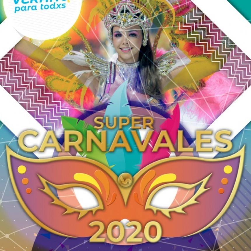 EL INTENDENTE PAPP INVITÓ A TODO EL CHACO A DISFRUTAR DE LOS SÚPER CARNAVALES 2020