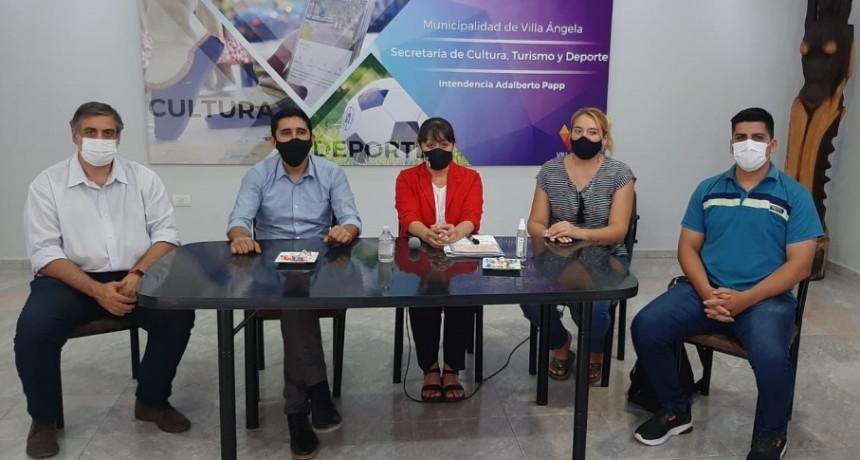 EL MUNICIPIO COORDINA ACTIVIDADES JUNTO AL PROGRAMA PUENTES DE VERANO