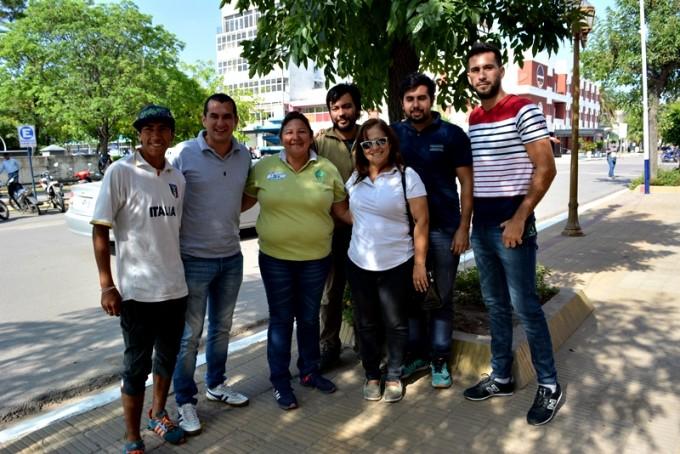 """SECRETARÍA DE MEDIO AMBIENTE SE SUMA A LA CAMPAÑA """"CARNAVALES LIMPIOS"""""""