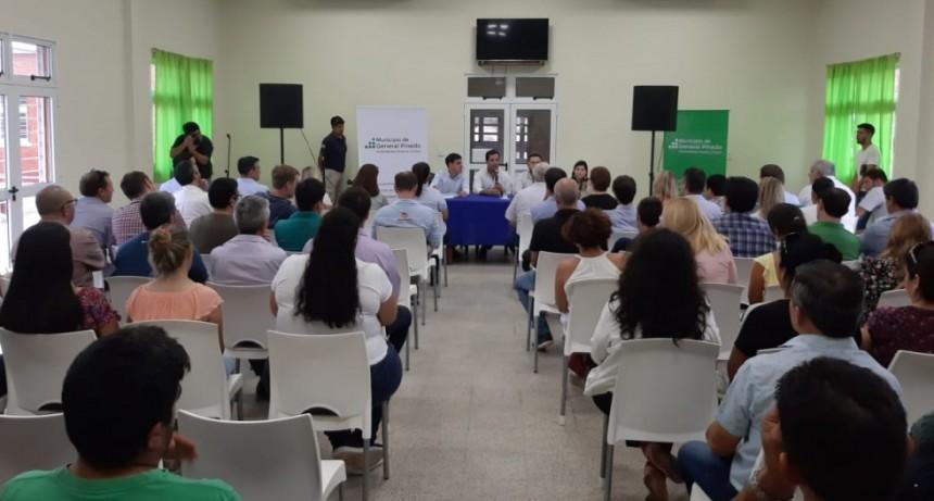 EL MUNICIPIO FIRMÓ UN CONVENIO PARA EL CONTROL DE PRECIOS DE LA TARJETA ALIMENTAR