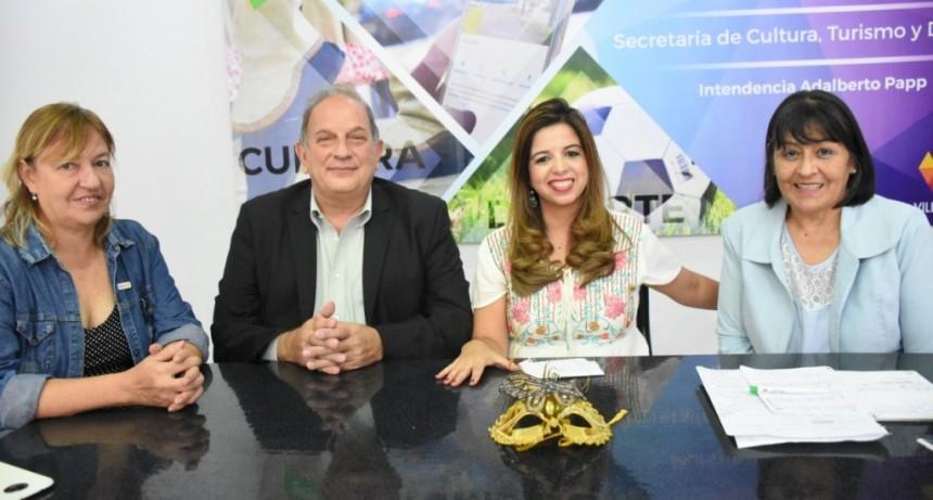 EL MUNICIPIO JUNTO AL ROTARY CLUB, PROPICIARÁN EL DUELO DE HINCHADAS PARA EL CIERRE DEL CARNAVAL