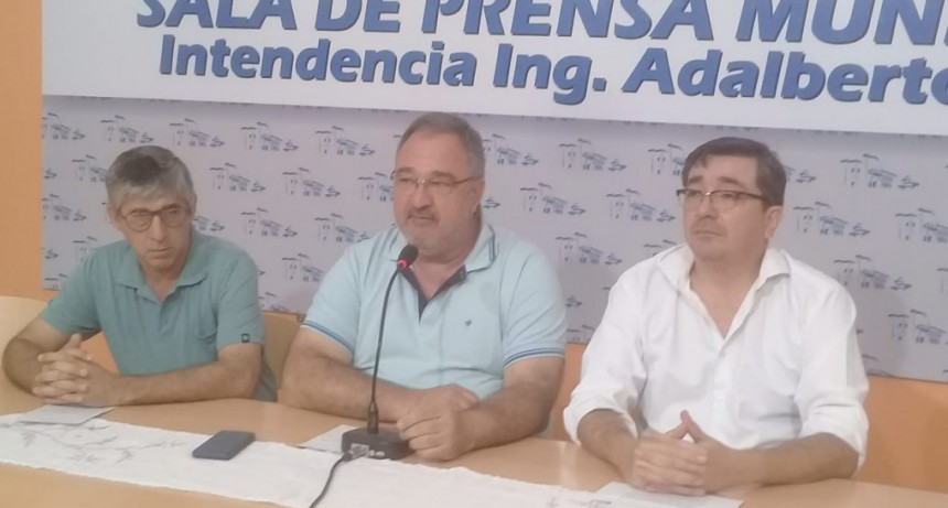 INVITAN A LOS VILLANGELENSES A PARTICIPAR DEL 108 ANIVERSARIO DE PRESIDENCIA ROQUE SÁENZ PEÑA
