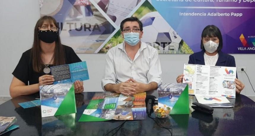 EL MUNICIPIO DIFUNDE LAS ACTIVIDADES TURÍSTICAS DE SÁENZ PEÑA