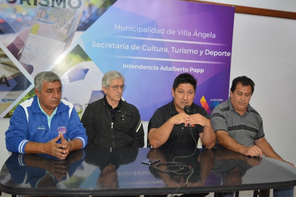 DEPORTES MUNICIPAL LANZA LIGA COMUNITARIA DE BÁSQUET Y FÚTBOL INFANTIL