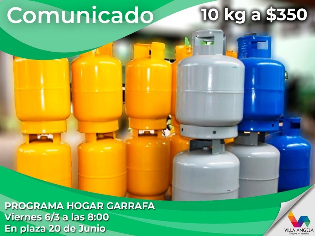 NUEVO OPERATIVO DE GAS SOCIAL