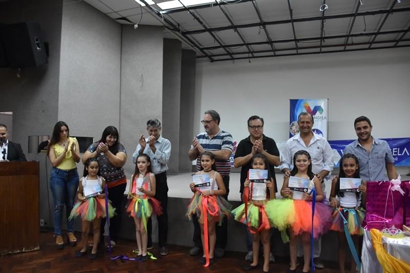 EL MUNICIPIO DISTINGUIÓ A COMPARSAS INFANTILES POR SU PARTICIPACIÓN EN LOS SÚPER CARNAVALES 2018