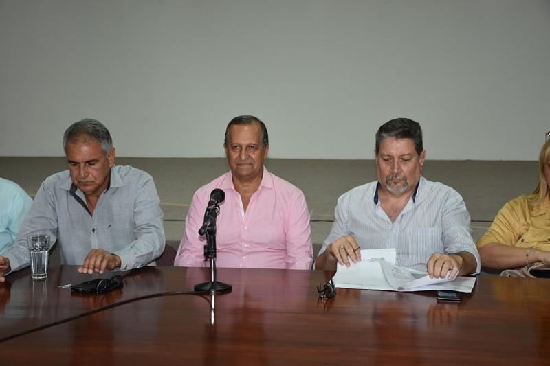 MUNICIPIO Y PROVINCIA AVANZAN EN LA CONFORMACIÓN DEL FORO DE SEGURIDAD VECINAL EN VILLA ÁNGELA