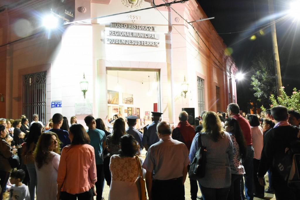 "MUESTRA ARTÍSTICA EN EL MUSEO MUNICIPAL ""RUBÉN JESÚS FERRER"""