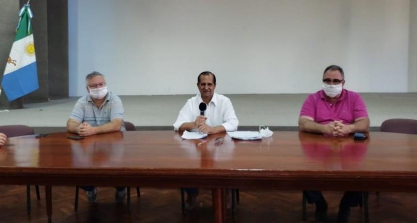 EL INTENDENTE PAPP EXPLICÓ LAS NUEVAS MEDIDAS ADOPTADAS PARA EL AISLAMIENTO SOCIAL Y LA HABILITACIÓN DE ACTIVIDADES