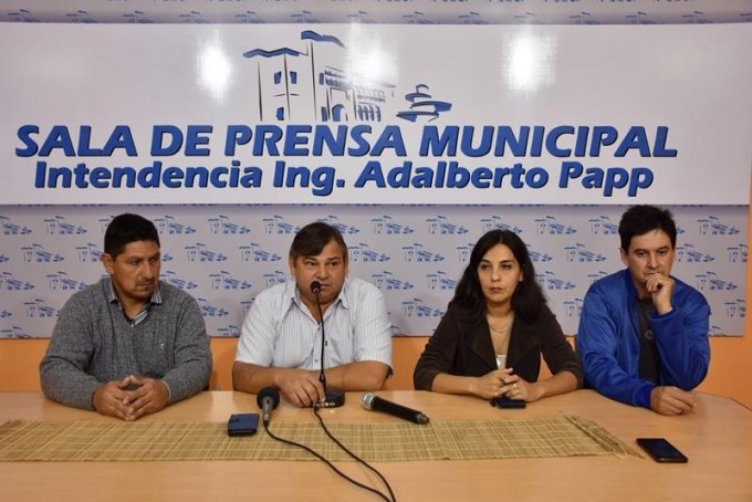 MUNICIPALIDAD INVITA AL PRIMER PARTIDO DE FÚTBOL PARA CIEGOS EN VILLA ÁNGELA