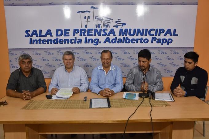 EL ÁREA DE DEPORTES DEL MUNICIPIO INVITA A PARTICIPAR DE LAS ACTIVIDADES DE MAYO