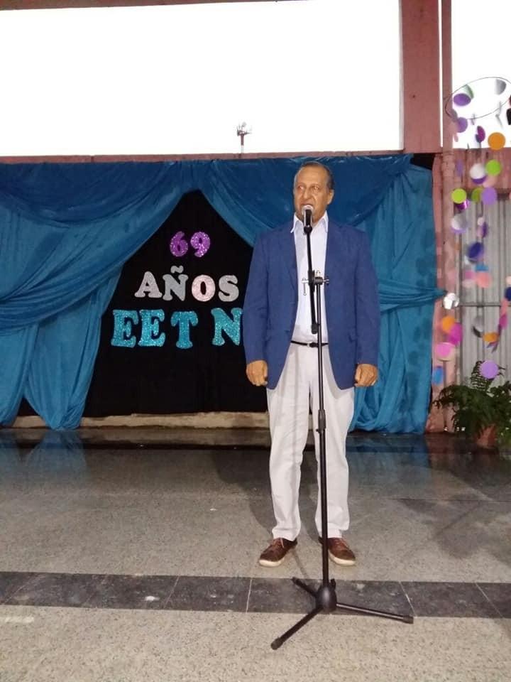 PAPP EN EL 69° ANIVERSARIO DE LA EET N°25 VALORÓ LA IMPORTANCIA DE LOS TÉCNICOS PARA EL DESARROLLO DEL PAIS