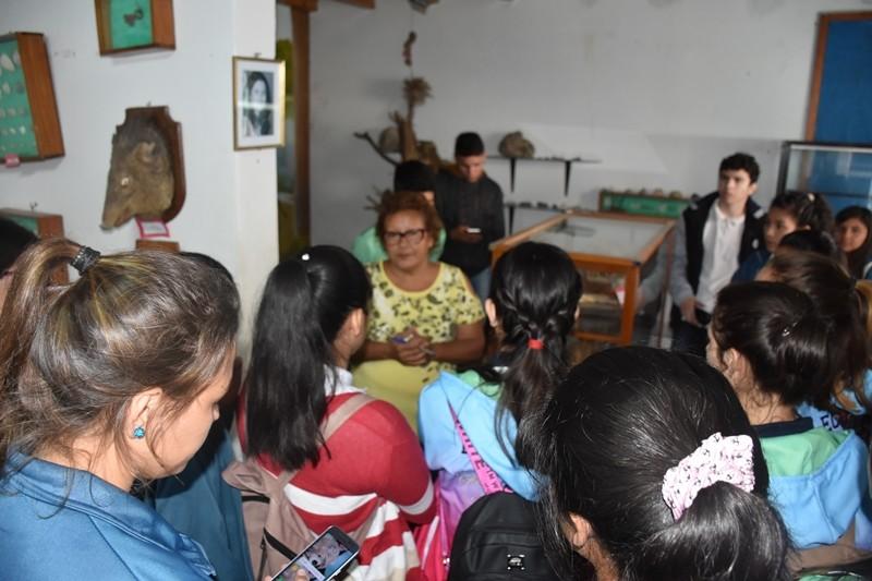 CULTURA REALIZA VISITAS GUIADAS PARA INSTITUCIONES EDUCATIVAS DE VILLA ÁNGELA