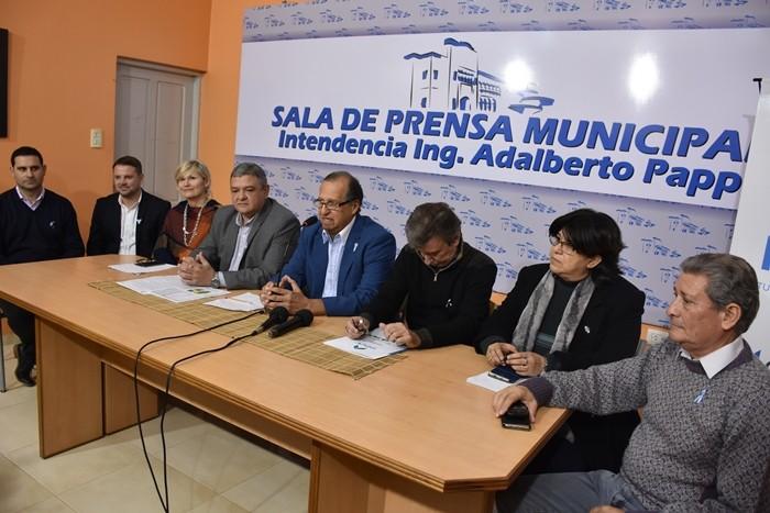 MUNICIPIO E INSTITUTO DE VIVIENDA DE LA PROVINCIA TRABAJARÁN EN REGULARIZACIÓN DOMINIAL