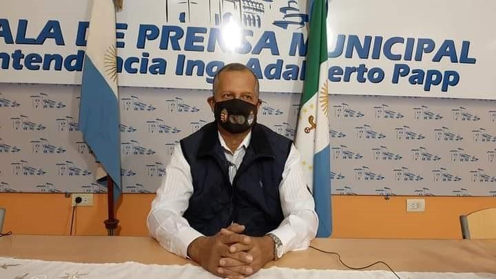 PAPP INFORMÓ SOBRE LAS OBRAS QUE SE REALIZAN CON RECURSOS DEL MUNICIPIO