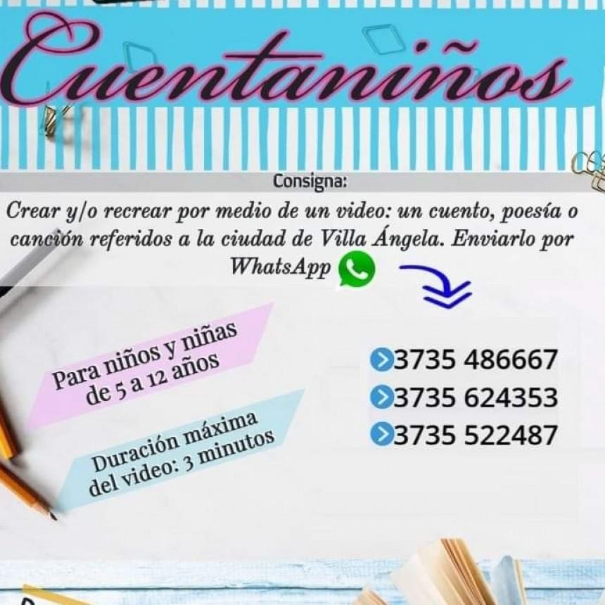 EL MUNICIPIO INVITA A LOS NIÑOS A PARTICIPAR DEL CERTAMEN