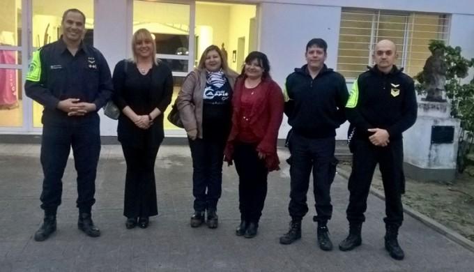 SECRETARÍA DE MEDIO AMBIENTE  Y  POLICÍA CAMINERA COORDINAN CHARLAS DE CAPACITACIÓN