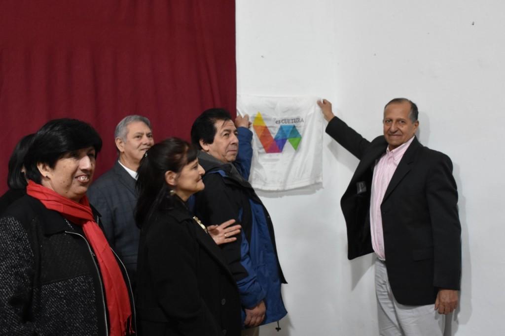 PAPP DESTACÓ EL EMOTIVO HOMENAJE A OSVALDO POSS EN EL MUSEO HISTORICO Y REGIONAL