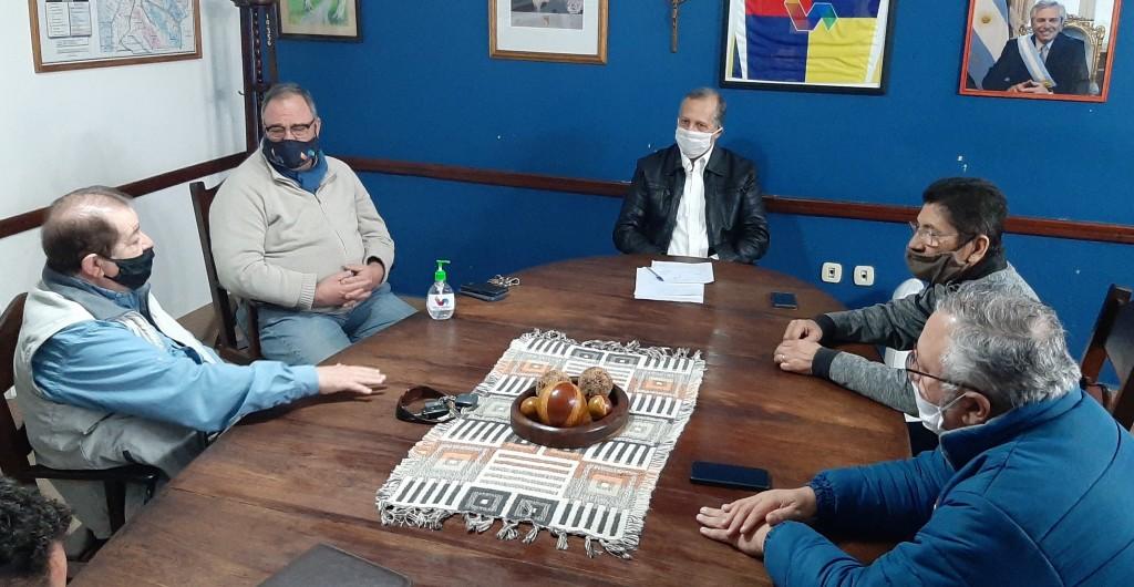 EL INTENDENTE PAPP REFUERZA LOS CONTROLES SANITARIOS