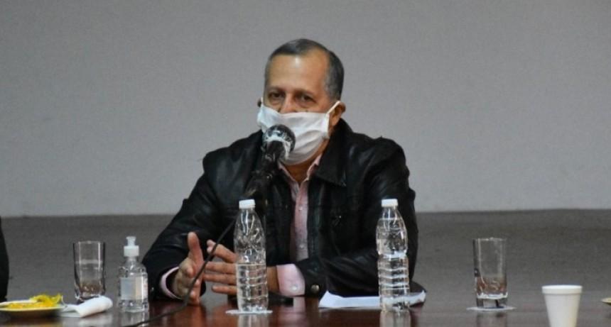 EL INTENDENTE ADALBERTO PAPP ELEVARÁ AL CONCEJO DELIBERANTE UN PROYECTO PARA REABRIR TEMPLOS