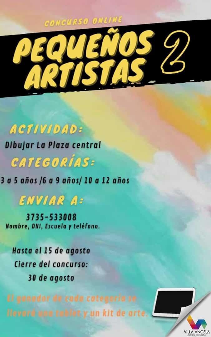 EL MUNICIPIO INVITA A PARTICIPAR DEL CONCURSO DE ARTE