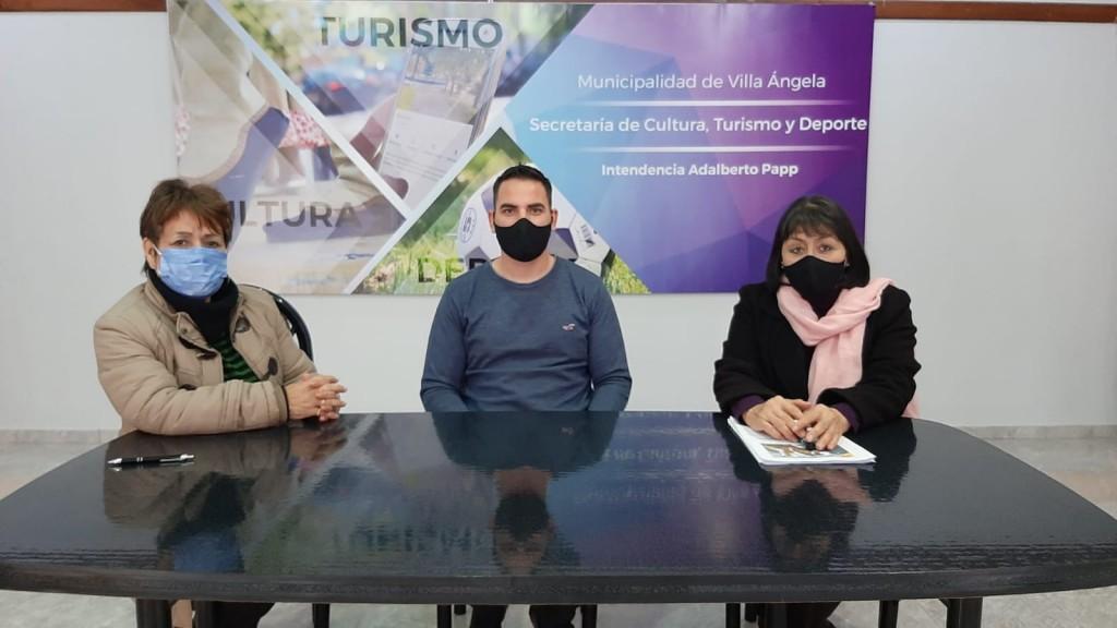 EL MUNICIPIO ANUNCIÓ LAS ACTIVIDADES CULTURALES QUE SE DESARROLLARÁN EN EL MES DE AGOSTO