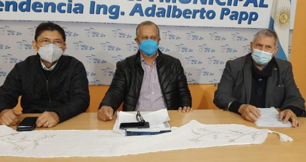 PAPP Y SU EQUIPO INFORMARON ACERCA DE LA ACTUALIDAD DE LA PANDEMIA Y LAS VACUNAS