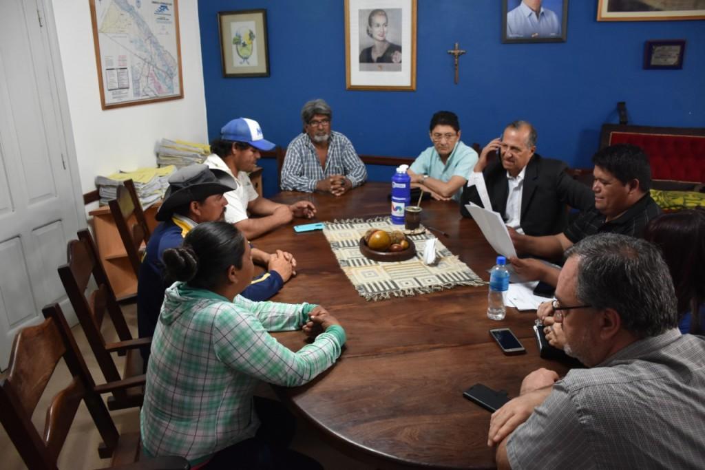 PAPP SE COMPROMETIÓ EN SEGUIR ARTICULANDO ACCIONES PARA DAR RESPUESTAS A DISTINTOS SECTORES SOCIALES