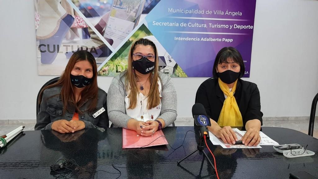 EL MUNICIPIO ACOMPAÑA EL PROYECTO DE MENÚS EN FORMATO BRAILLE IMPULSADO POR EL CENOVI