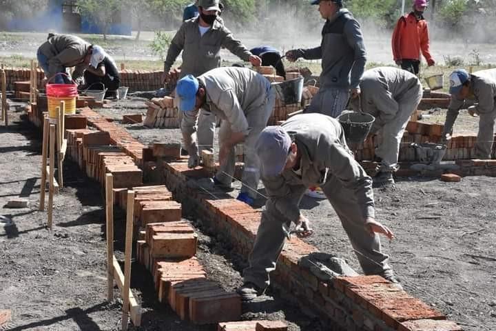 PAPP INFORMÓ SOBRE LA CONSTRUCCIÓN DE DOS NUEVAS SALAS VELATORIAS EN EL CEMENTERIO LOCAL