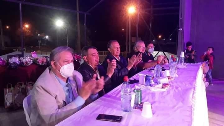 PAPP ASISTIÓ AL EVENTO DE ELECCIÓN DE REINA DE LA PRIMAVERA 2021