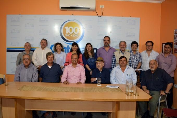 EL MUNICIPIO DE VILLA ÁNGELA AGASAJÓ A LA COMUNIDAD JUDÍA POR SU NUEVO AÑO