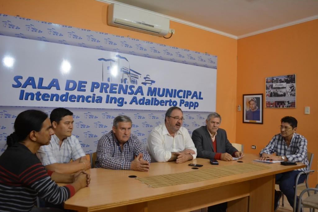 CO.MUNI.COR. ENTREGÓ LA PRIMERA CUOTA A LAS COMPARSAS QUE SE PRESENTARÁN EN LOS SÚPER CARNAVALES 2019