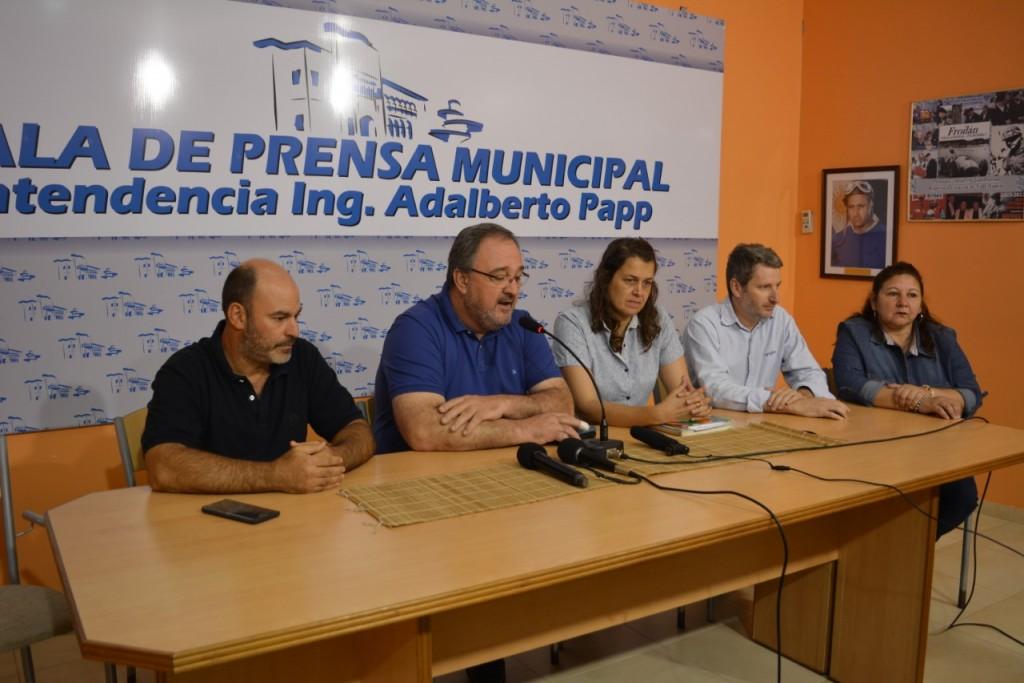 MUNICIPIO INVITA A CHARLA DE CONCIENTIZACIÓN SOBRE EL CUIDADO DEL AMBIENTE