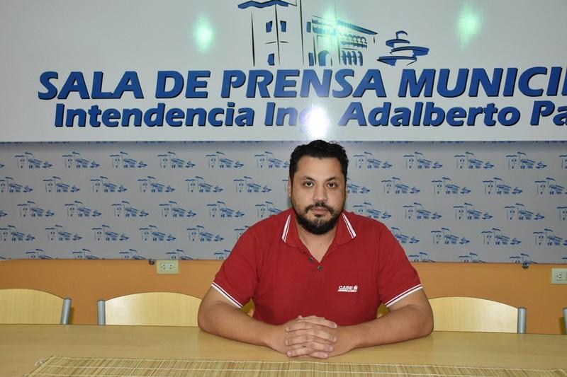 PAPP PLANIFICÓ Y COORDINÓ TRABAJOS CON PERSONAL RESPONSABLE DEL ALUMBRADO PÚBLICO